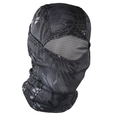 Tactical Military Outdoor Quick-Drying Hood Balaclava Full Face Mask Typhon