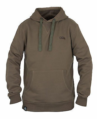 "Fox ""Chunk"" Ribbed Hoody Khaki"