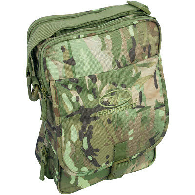 Pro-Force Dual Jackal Pack 50L Convertible Daypack Military Cargo Bag Hmtc Camo