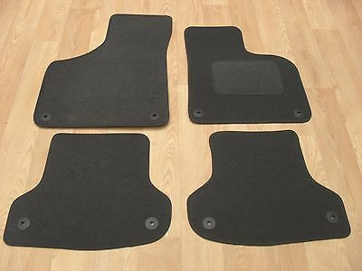 Audi A3 2003-12 Fully Tailored Car Mats in Grey