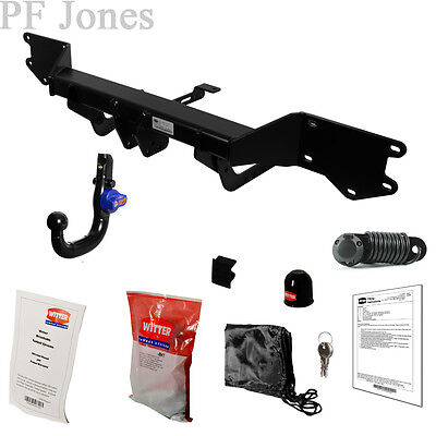 Witter Towbar for Range Rover Sport (L494) 2013 On - Detachable Tow Bar