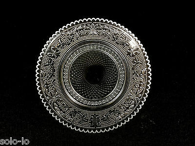 12 Pieces  Pasari Design  Glass Round Plate Side Dish 14.7cm New BULK