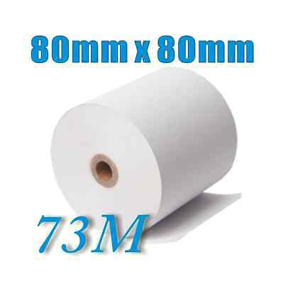 Pick Up Only 50 x Rolls 80x80mm Thermal Paper Cash Register Receipt Roll