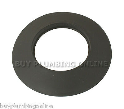 Worcester 125mm Wall Flue Seal Outer Black 87161102490