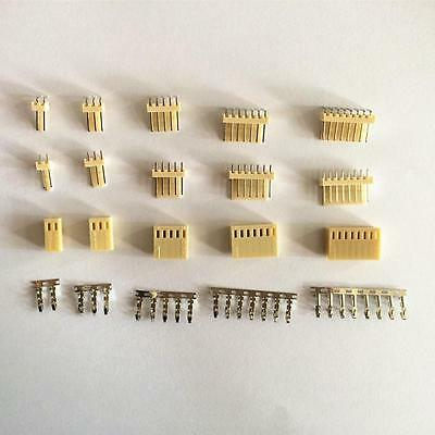 KF2510 2P-10P 2.54mm Straight / Right-Angle Connector Header+Terminal+Housing