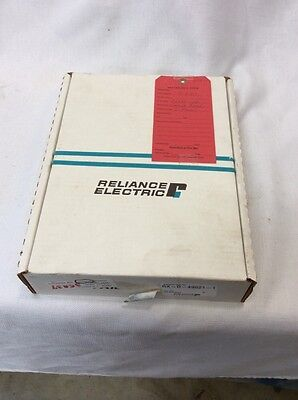 Reliance Electric Driver Module 0-49021-1.