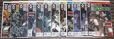 Marvel MAX War Machine # 1-12 COMPLETE SET - Chuck Austen