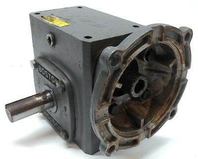 Boston Gear, Right Angle Gearbox Speed Reducer, 15:1 , Left, 56C