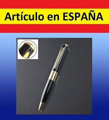 BOLI MINI CAMARA ESPIA grabadora oculta audio lapiz boligrafo pen video spy cam