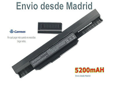 NoteBook Batería para Asus A32-K53 10.8V Li-Ion Pack Battery