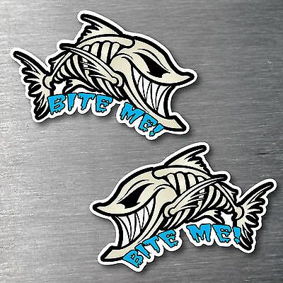 Bream sticker 2 pack 180mm quality water /& fade proof vinyl boat fishing