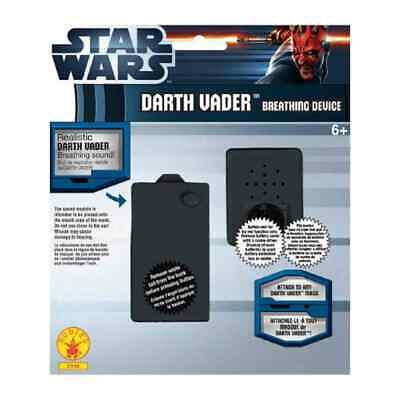 Darth Vader Breathing Device Star Wars Sith Lord Halloween Costume Accessory