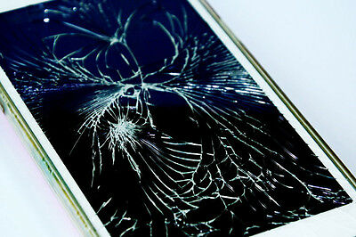 Samsung Galaxy Alpha cracked glass LCD repair service