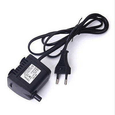 AC 220-240V 7W Submersible Water Pump Aquarium Fountain Pond Pump EU Plug F14858