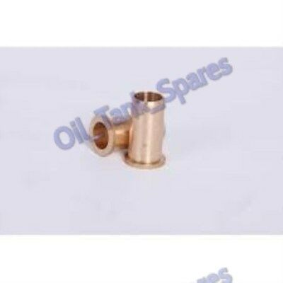 Copper Pipe Inserts for 10mm Pipework as recommended by OFTEC (20 Pack)
