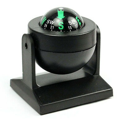 New Outdoor Sports Portable Mini Sea Marine Pivoting Compass Boat Caravan Truck