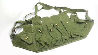 Chinese Army Military 81 Ak Type Chest Rig Ammo Pouch Bag-68037