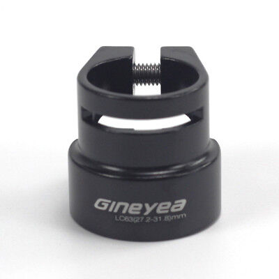 Gineyea Seatpost Double Clamp Collar 27.2 / 31.8mm For Road Bike Carbon Frame