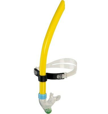 Beco Centre Snorkel - Front mounted snorkel for swim swimming training fitness