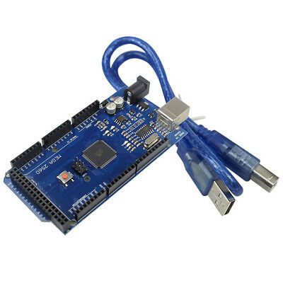 ATmega2560-16AU Improved version CH340G MEGA2560 R3 Board + Cable For Arduino