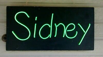 Neon wire, custom made items, signs, wall décor, clothing items