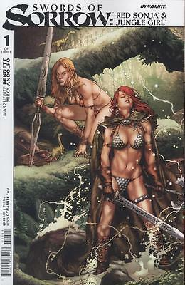 Swords of Sorrow Sonja Jungle #1 A (of 3) Anacleto   NEW!!!
