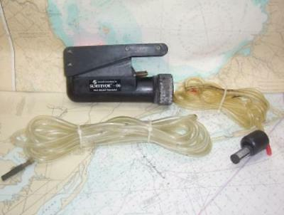 Boaters' Resale Shop of Tx 1305 0107.14 SURVIVOR-06 HAND-OPERATED WATERMAKER