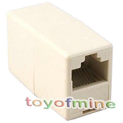 Newtwork Ethernet Lan Cable Joiner Coupler Connector Extender