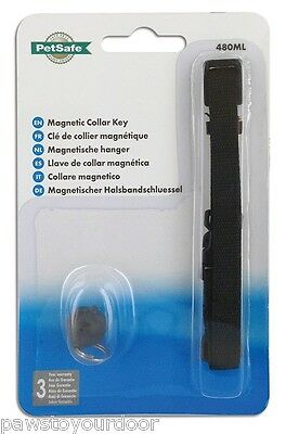 Staywell Petsafe 480 Magnetic Key & Collar for 400, 932 Catflap Door Magnet