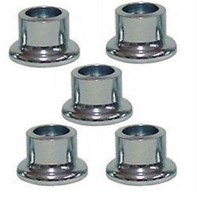 "Tapered Rod End Reducers / Spacers 1/2""ID x 3/4"" IMCA Heims Misalignment 5 Pack"