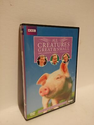 DVD  All Creatures Great & Small: The Complete Series 7 Collection