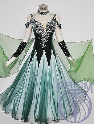 Ballroom .standard. Smooth Dance Competition Dress Size S M L B2715