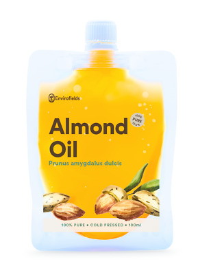AUSTRALIAN REFINED SWEET ALMOND OIL 100ml -100% PURE**FREE SHIPPING**