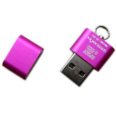 ONE Micro SD TF Mini USB 2.0 High Speed T-Flash Memory Card Reader Adapter HS