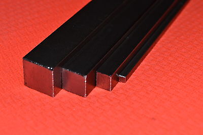 aluminium Square Bar rod section he30 1/4 5/16 3/8 10mm 12mm 1/2 15mm 20mm 30mm