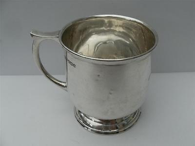 Antique Solid Silver Cup Sheffield 1943