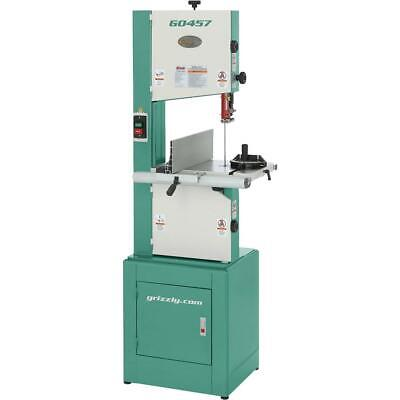 "G0457 Grizzly 14"" 2 HP Deluxe Bandsaw"