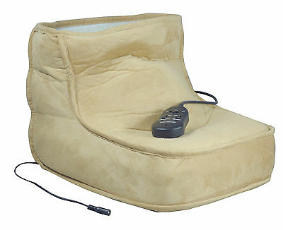 FOOT WARMER - HEATED MASSAGE BOOT - Ideal for cold feet or poor circulation
