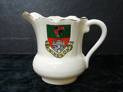 China Model of a Water Jug with Windsor Crest