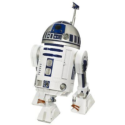 Star Wars R2-D2 Action-Packed Interactive Astromech Droid Robot Figure Kids Toy