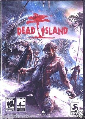 Dead Island (PC, 2011)  Factory Sealed Cellophane