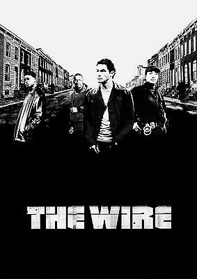 The Wire TV Series Poster