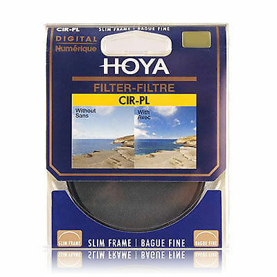Hoya 82mm 82 mm Slim Circular Polarising Polarizing Polariser C-PL CPL Filter