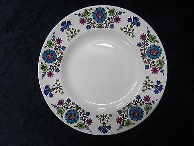 C1960/70's Midwinter Side Plate (17cm), Country Garden Pattern.