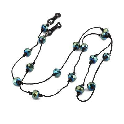 Beaded Glasses Neck Cord Strap Reading Spectacle Sunglass Hoder Chain String