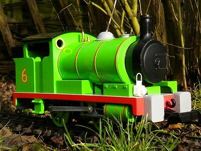 Parts to convert the Bachmann PERCY into a real loco - Smallbrook - free post