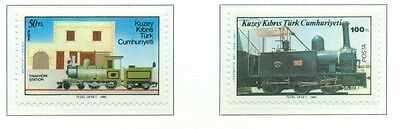 Trains - Northern Cyprus 1986