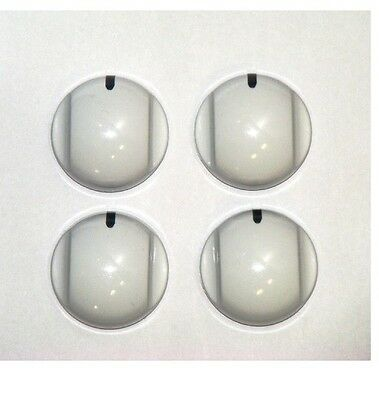 Westinghouse Cooktop Control Knobs  0019777850   (Pack Of 4)