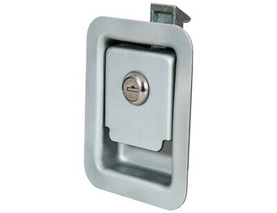 Buyers Products L1980, Junior Size Flush Mount Paddle Latch Locking