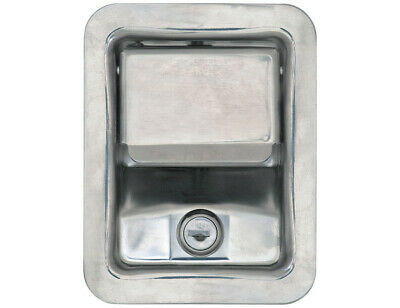 Buyers Products L3885RLS, Heavy-Duty Standard Size Rotary Paddle Latch